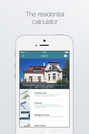 The residential calculator